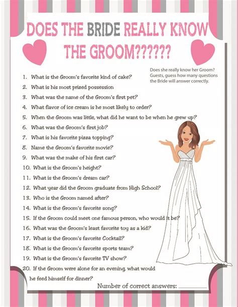 bridal shower knows groom bridal shower quot does the really the groom quot wedding shower couples shower