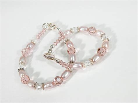 Handmade Baby Bracelets - isew handmade for baby