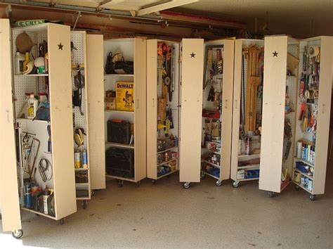 organization for garage garage organization the mobile shop woodworking ideas