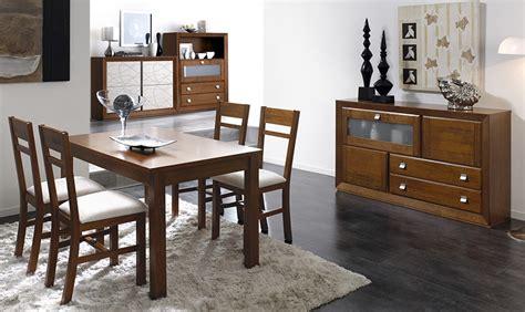 sillas para mesas de comedor mesas de comedor de madera y crista