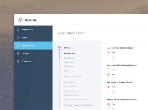 design application ideas multi level registration form registration form ui ux