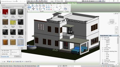 awesome revit home design images decoration design ideas