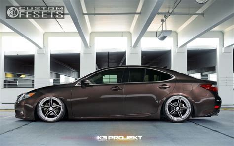 lexus gs350 stance wheel offset 2013 lexus gs350 flush bagged custom rims