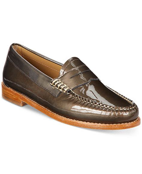 loafers macy s g h bass co s weejuns loafers
