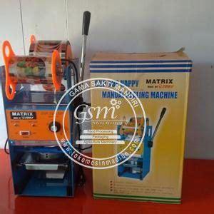 Harga Mesin Matrix mesin cup sealer matrix toko alat mesin usaha
