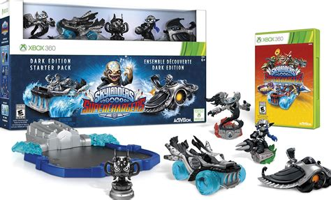Skylanders Superchargers Edition Starter Pack Wii U skylanders superchargers edition starter pack release date xbox 360 ps3 wii u xbox one