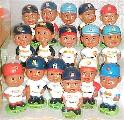 bobblehead history the history of baseball bobble collectibles worthpoint