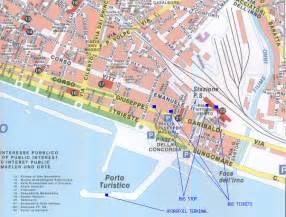 Salerno Italy Map by Salerno Map