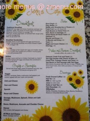 The Italian Kitchen Oroville Ca by Menu Of Jenn S Cafe Restaurant Oroville