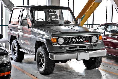 Toyota Prado 70 Series Toyota Land Cruiser Prado 4x4 Pakistan