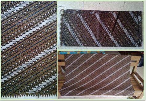 Batik Cape 2 kain batik murah cap orisinil kedua 2 batik dlidir