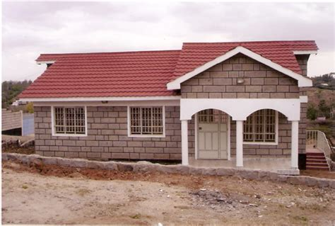 three contrasting home designs kenya three bedroom house design three bedroom house