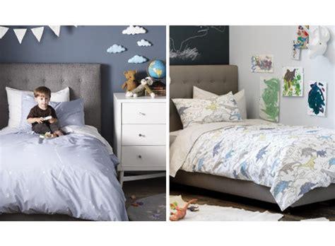 dwell bed linen dwellstudio new bed linen for garland dinosaurs