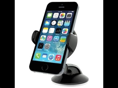 iottie easy flex 3 car mount holder desk stand for iphone