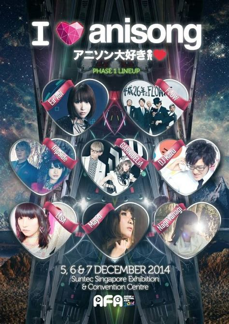 anime festival asia 2014 singapore top 5 events to check out this weekend 5 7 dec