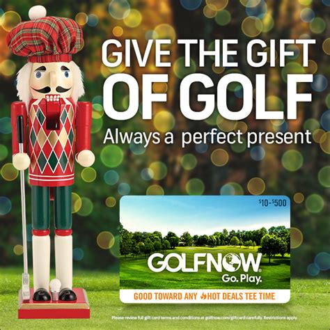 Golfnow Gift Cards - give the gift of golf with golfnow gift cards golfnow com blog