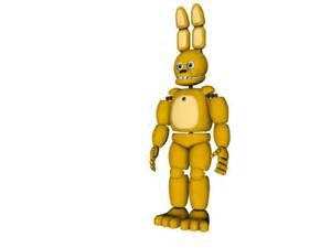 Spring bonnie full body by karwanblox on deviantart