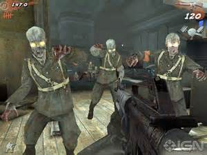 Tests avis images du web pour call of duty black ops zombies sur