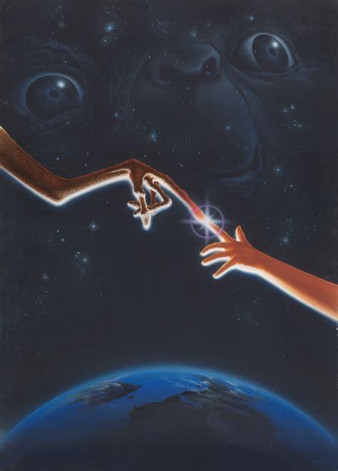 Shocking Artwork by Art Of John Alvin Highlights Great Steven Spielberg