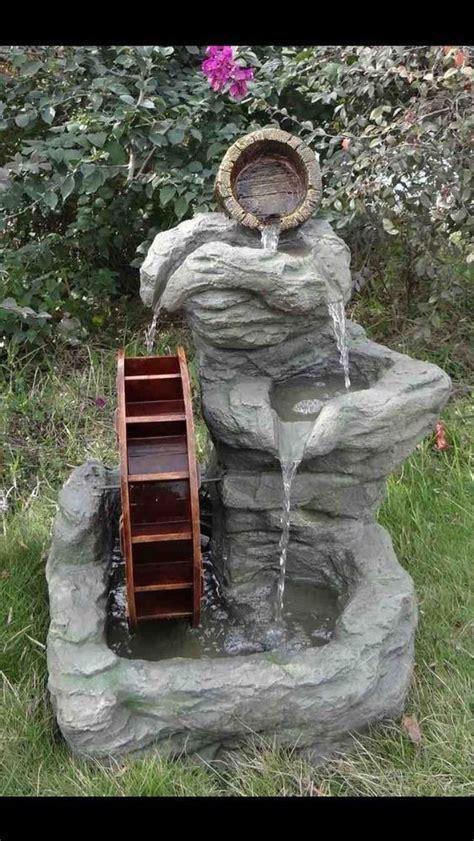 Outdoor Decor Garden Fountains 25 Best Ideas About Patio On Pinterest Garden Water Fountains Outdoor Water
