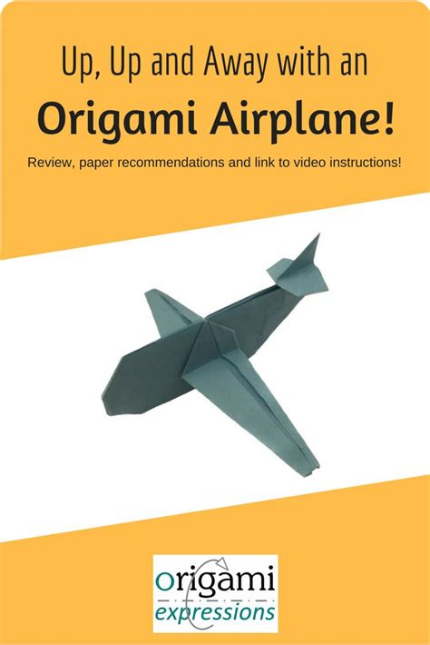 away in my airplane books 25 unique origami airplane ideas on origami