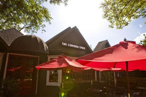 The Common Table Dallas the common table uptown oak lawn new american bars