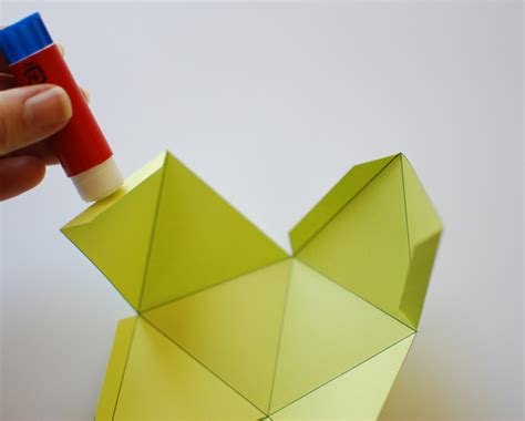 How To Make Geometric Shapes With Paper - make a beautiful paper polyhedron mobile