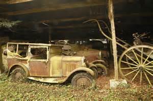 Bugatti Found In Barn Image Roger Baillon Collection Barn Find Size 1024 X