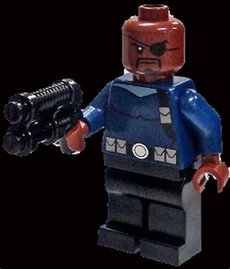 Lego Kw Lebq Nick Fury lego nick fury