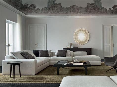 poliform dune sofa dune corner sofa by poliform design carlo colombo