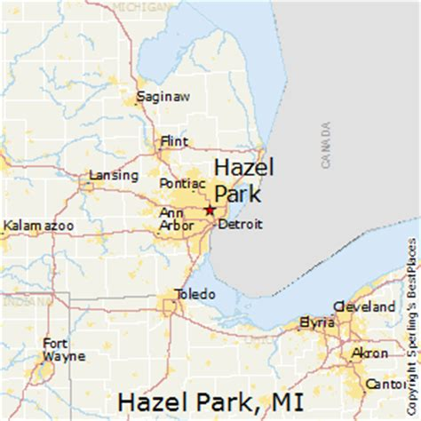 houses for rent in hazel park best places to live in hazel park michigan