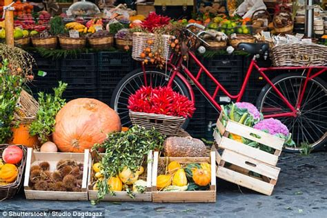 best markets in rome guide to the best markets in rome daily mail