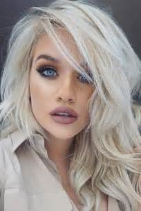platinum hairstyles for best 25 platinum blonde hair ideas on pinterest