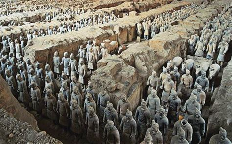 Archaeologists Resume Work On Terra Cotta Warriors At