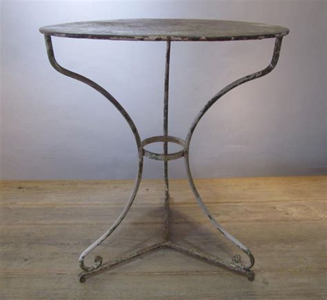 wrought iron cafe table antique wrought iron cafe table interior