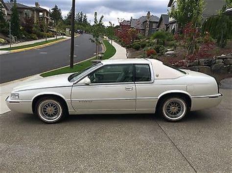 1996 Cadillac Coupe by 1996 Cadillac Eldorado 2dr Coupe Used Cadillac Eldorado