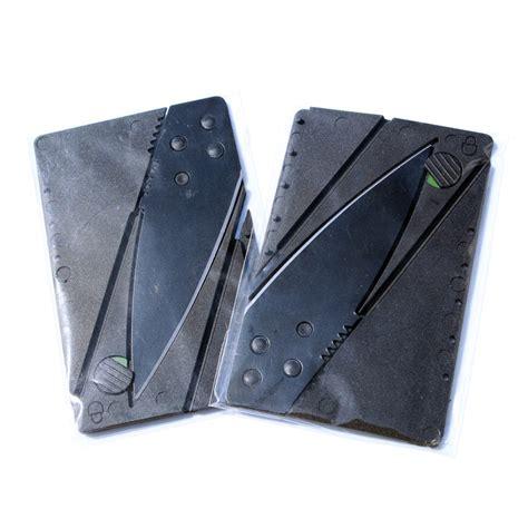 aliexpress pocket 100pcs lot hot sale wallet tool pocket knife credit card