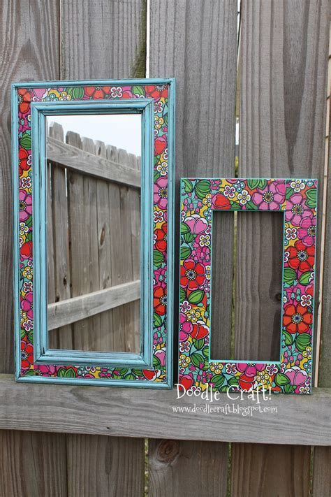 picture frame craft doodlecraft duct picture frame
