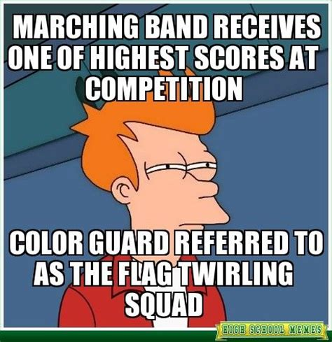Marching Band Meme - marching band memes marching band receives one of