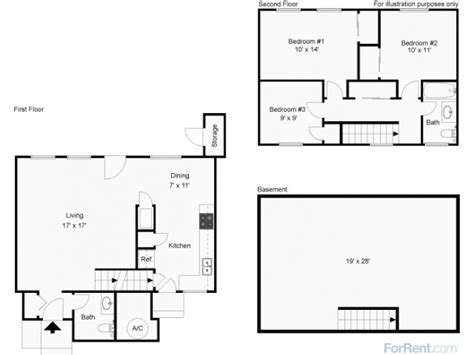 fort hood housing floor plans 2 bed 1 5 bath apartment in fort hood tx fort hood