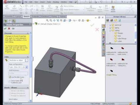 tutorial solidworks floxpress araworks routing tuber 237 as solidworks doovi