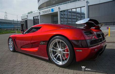 custom koenigsegg luxury custom koenigsegg agera r gets adv1 wheels