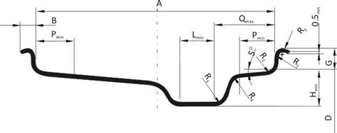 cross sectional profile how to read the wheel markings 187 oponeo co uk