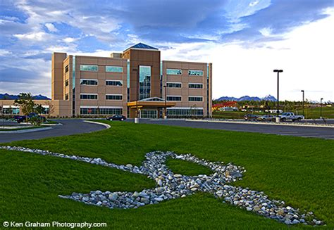 Mat Su Center by Unit Company General Contractors In Anchorage Alaska