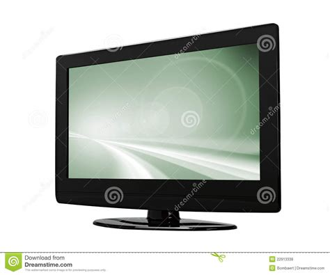 Tv Lcd Flat flat tv lcd stock photo cartoondealer 3876132