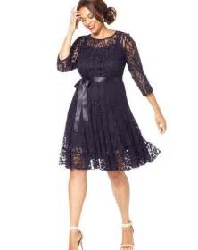 plus size dresses macys pluslook eu collection