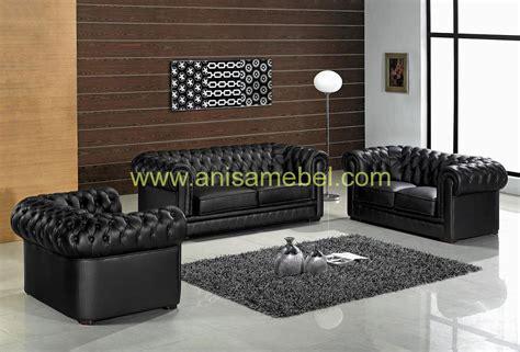 Sofa Kulit Terbaru kursi sofa tamu kulit terbaru anisa mebel jepara