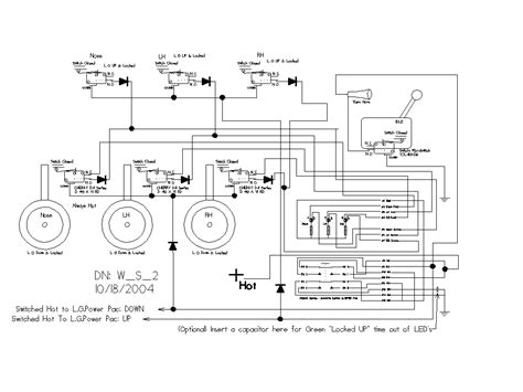 4 position rotary selector switch wiring diagram 4 free