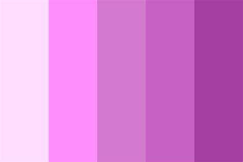 orchid colors theresa s orchid color palette
