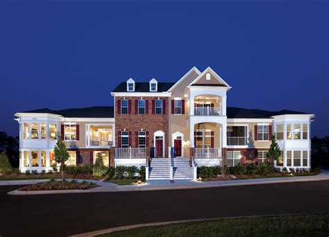 House Plans With 2 Master Bedrooms by Raleigh Nc New Construction Homes Brier Creek Country